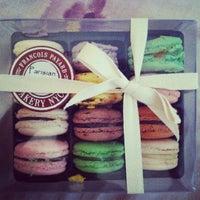 Photo taken at Francois Payard Bakery by dal on 3/21/2012