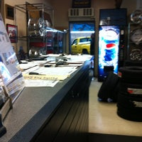 Photo taken at Pacific Tire Outlet by Lisa D. on 5/26/2012