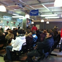 Снимок сделан в УФМС России по СПб и ЛО отдел оформления заграничных паспортов пользователем Evgeniy📲 B. 2/27/2012