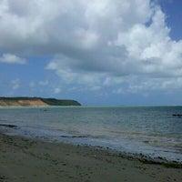 Foto tirada no(a) Praia do Carro Quebrado por Umberto N. em 3/12/2012
