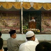 Photo taken at Jl. Proklamasi Depok II Tengah by AGUS R. on 8/18/2012
