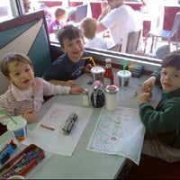 Photo taken at New Canaan Diner by Rob H. on 5/20/2012