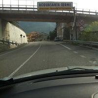 Foto scattata a Acquasanta Terme da Raffaele il 9/7/2012