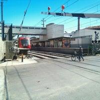 Photo taken at Estação Água Branca (CPTM) by Alisson F. on 7/22/2012