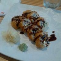 Photo taken at Matsu Sushi by Bekah O. on 7/18/2012