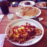 Photo taken at Waffle House by Sande E. on 8/30/2012