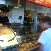 Photo taken at Chipotle Mexican Grill by Anthony C. on 6/23/2012