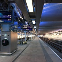 Photo taken at London Blackfriars Railway Station (BFR) by Matthew M. on 7/23/2012