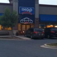 Photo taken at IHOP by Courteney on 7/4/2012