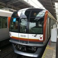 Photo taken at Wakoshi Station by つ on 6/2/2012
