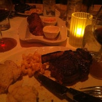 Photo taken at Fleming's Prime Steakhouse & Wine Bar by Stephen on 5/26/2012