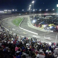 Photo taken at Richmond International Raceway by Aquarius Sports & Entertainment on 4/29/2012