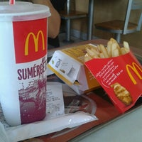 Photo taken at McDonald's by Argel C. on 6/20/2012