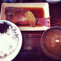 Photo taken at 季節料理 くら井 by uem_ura on 9/3/2012