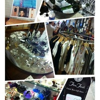 Photo taken at Fine Finds Boutique by jenneyluong on 5/25/2012