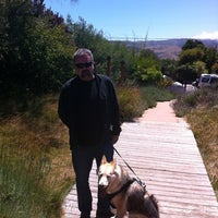 Photo taken at Visitacion Valley Greenway by Kevin C. on 7/6/2012
