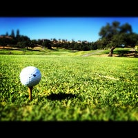 Photo taken at Eagle springs golf and country club by Matthew R. on 7/1/2012