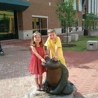 Photo taken at Children's Museum of Virginia by Kris D. on 6/19/2012