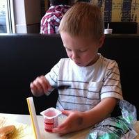 Photo taken at McDonald's by Sarah H. on 4/22/2012
