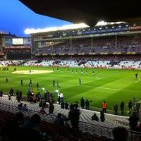 Foto tomada en Estadio de San Mamés por Borja A. el 4/5/2012