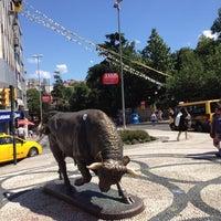 Das Foto wurde bei Altıyol Meydanı von - am 7/2/2012 aufgenommen