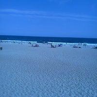 Photo taken at Rockaway Beach - 86th Street by Jordan A. on 7/11/2012