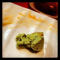 Photo taken at Dozo Japanese Sushi by Chris P. on 5/21/2012