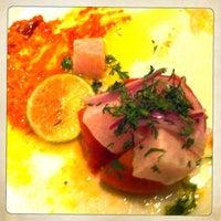 Photo taken at Restaurante Horacio Barbato by Marialejandra U. on 3/11/2012