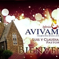Photo taken at Iglesia Avivamiento by Roberto T. on 11/17/2013