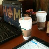 Photo taken at Starbucks by Roberto T. on 3/26/2013
