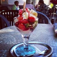รูปภาพถ่ายที่ Eis Caffe Dolomiti โดย Erl G. เมื่อ 7/8/2013