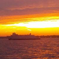 Photo taken at Bridgeport & Port Jefferson Ferry by David B. on 3/6/2013
