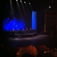 Снимок сделан в Театр юных зрителей им. А. А. Брянцева пользователем Leonid F. 11/11/2013