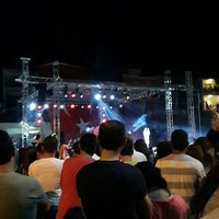 Photo taken at Gerze Festival Alani by Ahmetcan Y. on 8/9/2015