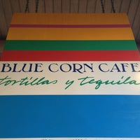 Photo taken at Blue Corn Cafe And Brewery by Cristiana R. on 11/1/2012