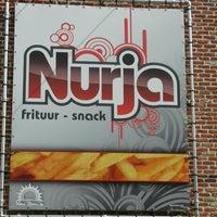 Photo taken at Frituur - Snack Nurja by Jean J. on 7/9/2013