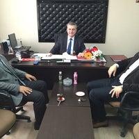 Photo taken at Dr. Ayten Bozkaya Ortaokulu by Selman B. on 12/9/2014