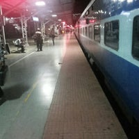 Photo taken at Palakkad Junction (Railway Station) by Sajan P. on 5/8/2013