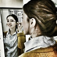 Photo taken at Gül Optik by sezen a. on 10/23/2013