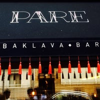 8/15/2015 tarihinde Ersan A.ziyaretçi tarafından Pare •baklava•bar•'de çekilen fotoğraf