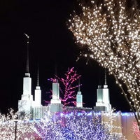 Photo taken at The Church of Jesus Christ of Latter-day Saints by Nastya M. on 1/2/2014