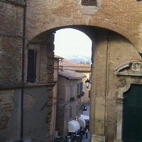 Photo taken at Panicale by Hannes D. on 7/12/2014