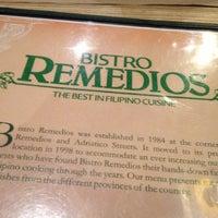 Foto tomada en Bistro Remedios por YK W. el 1/29/2013