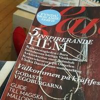 Photo taken at Houtskärs bibliotek by Ulrika W. on 7/25/2017