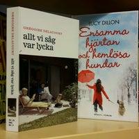 Photo taken at Houtskärs bibliotek by Ulrika W. on 10/21/2016