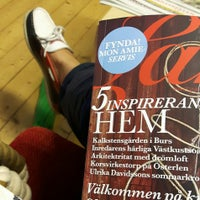 Photo taken at Houtskärs bibliotek by Ulrika W. on 8/19/2017