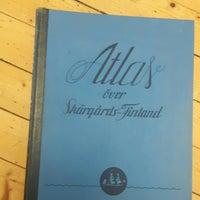 Photo taken at Houtskärs bibliotek by Ulrika W. on 7/7/2018
