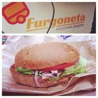 Снимок сделан в Furgoneta пользователем Vadim T. 11/7/2013