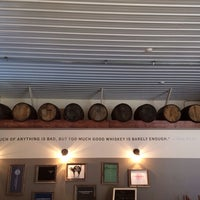 Photo taken at Cooperstown Distillery by Tom P. on 10/12/2013