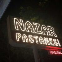 Photo taken at nazar Pastanesi by Yavuz Selim😎 G. on 6/29/2014